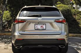 lexus nx interior trunk 2015 lexus nx 200t nx 200t f sport stock 008566 for sale near