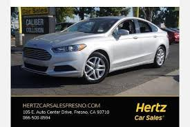 ford fusion used for sale used ford fusion for sale in fresno ca edmunds