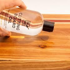 onbrd cutting board oil for cutting boards u0026 butcher blocks