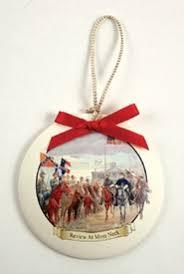 civil war ornaments