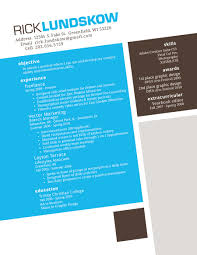 Resume Samples Editor by 30 Beautiful Designer U0027s One Page Resume Samples The Design Work