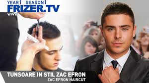 Zac Efron Hairstyles Celebrity Hairstyles Frizer Tv Youtube
