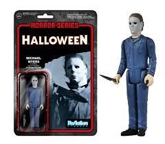 Reaction Horror Michael Myers Halloween Funko