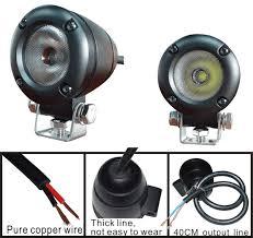 2 inch led spot light 2 inch 10 watt 1080 lm black xml t6 cree led aluminium spot light