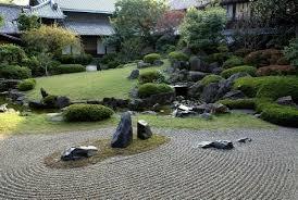 Garden Decor With Stones River Stone Garden Ideas