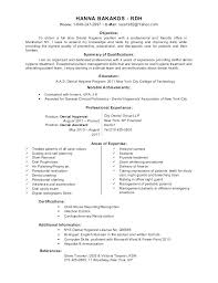 dental hygienist resume resume dental hygienist resume template