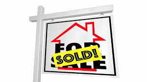 real estate home for sale sign sold animated video motion