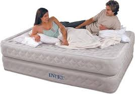 camping and inflatable guest bed air beds uk