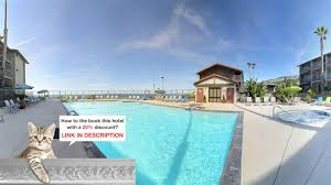 shore cliff hotel pismo beach united states reviews youtube