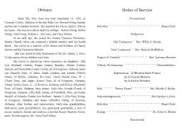 funeral program wording 9 best images of sle obituary funeral program templates sle
