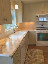no backsplash in kitchen 10 laminate countertop no backsplash should all bathroom vanity