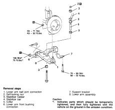 nissan maxima axle nut torque repair guides front suspension lower control arms autozone com