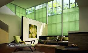 window treatment ideas for large windows large bay window