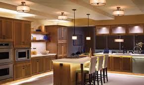 Galley Kitchen Lighting Interior Chic Kitchen Design And Decoration With Galley Kitchen