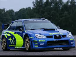 subaru wrc wallpaper subaru impreza wrc prototype 2006 picture 8 of 11