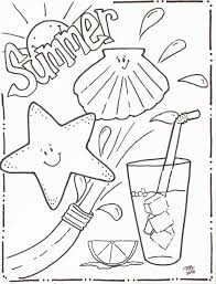 beach coloring pages free printable coloring home