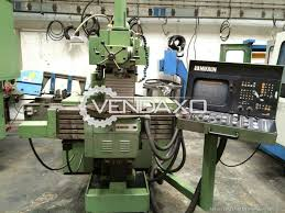 rotary table for milling machine used mikron vertical machining center with rotary table second