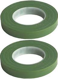 Floral Tape Royal Imports 1 2 Inch X 60 Yards 180 Ft Green Waterproof Floral