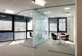 fort lauderdale wall glass and sticker office partitions with