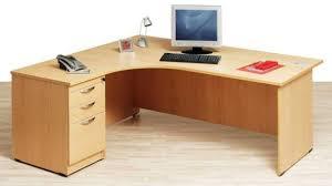 L Office Desk L Shape Office Desk Techno Executive Shaped Rudnick Discounted