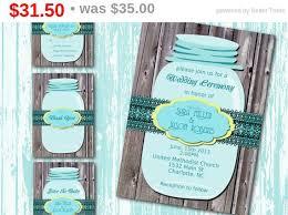 rustic wood for sale sale diy printable wedding invitation suite jar country