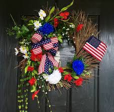 4th of july wreaths 4th of july decorations wreath tutorial