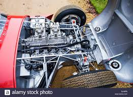 maserati birdcage maserati birdcage engine compartment stock photo royalty free