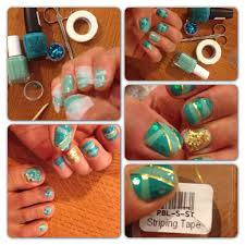 picture 3 of 6 do it yourself toenail design ideas photo