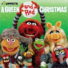 green red christmas muppet wiki fandom powered wikia