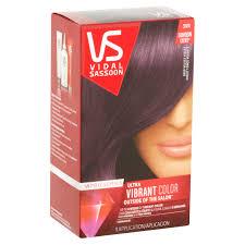 vidal sassoon pro series hair color 3vr deep velvet violet