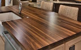 countertops tigerwood butcher block countertop wood island