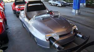 honda custom car shaking down the honda autopia disneyland theme park ride
