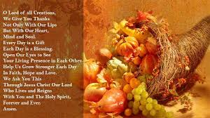 best thanksgiving day prayer collection top web search