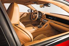 2018 lexus lc 500 interior view car interiors pinterest car