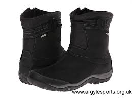 merrell womens boots uk shoes s uk merrell dewbrook zip waterproof black boots