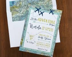 travel themed baby shower adventure maps baby shower invite airplane baby shower