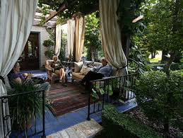 outdoor livingroom outdoor living spaces gardening solutions of