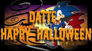 happy halloween sonic youtube