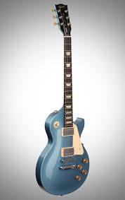 light blue gibson les paul jual gibson 2016 les paul studio t electric guitar pelham blue