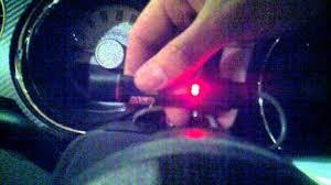 msd programmable digital shift light install 2011 2013 ford mustang gt cs msd digital shift light part 4