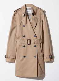 oliver trench coat aritzia