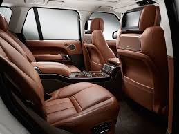 land rover interior range rover unveils most expensive model ever costing 140 000