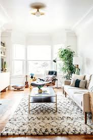 vintage livingroom a cozy and modern san francisco home plants modern and patterns