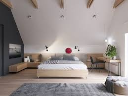 dachschrge gestalten schlafzimmer die besten 25 schlafzimmer dachschräge ideen auf