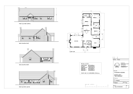 bungalow chalet designs solo timber frame floor plan plans kevrandoz