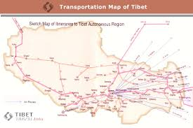 Map Of Nepal And China by Tibet Map Maps Of Tibet China