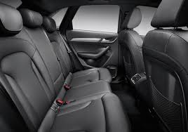 Audi Q3 Interior Pictures Audi Q3 Rear Seats Interior Picture Carkhabri Com