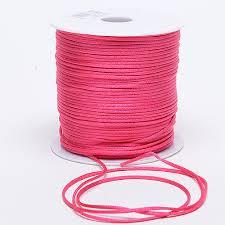 rattail cord azalea 2mm rattail cords satin fuzzy fabric