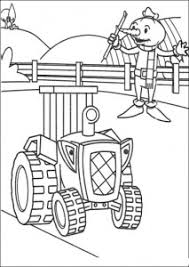 bob the builder and friends colouring pages bob the builder