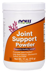 Joint Comfort Dietary Supplement Joint Support Powder Now Foods
